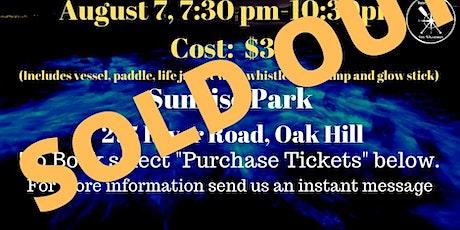 Bioluminescence Paddle Board/Kayak Tour tickets