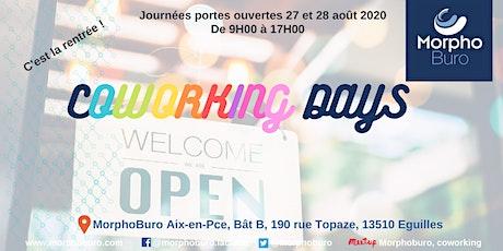 Coworking Days chez Morphoburo Aix-en-Provence - Eguilles billets