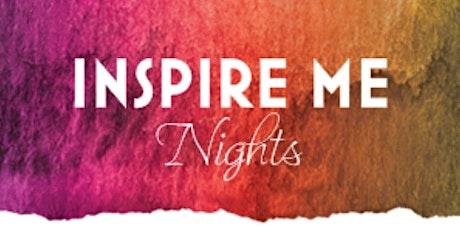 Inspire Me Night tickets