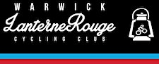 Warwick Lanterne Rouge Cycling Club logo