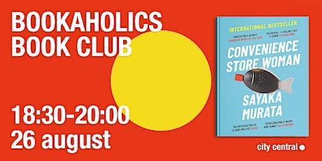 Bookaholics Book Club tickets
