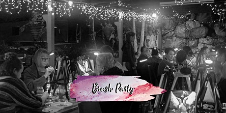 Brush Party - August! tickets