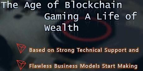 FREE Webinar:  Blockchain Gaming Investing Seminar Insider Tips