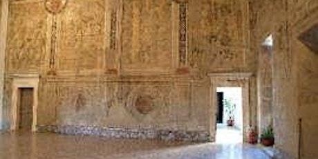Ferragostia Antica/Visita guidata3/Salone Riario/T biglietti