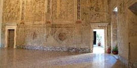 Ferragostia Antica/Visita guidata4/Salone Riario/T biglietti