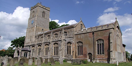 Historic Churches of Norfolk - a series of 3 talks tickets
