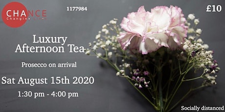 Luxury Afternoon Tea tickets
