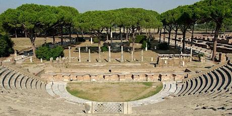 Ferragostia Antica/Visita guidata4/Le vite parallele/Scavi Ostia Antica biglietti