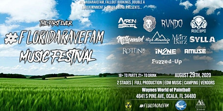First Ever #FloridaRaveFam Music Festival tickets