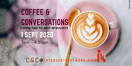 INA SG Coffee & Conversations (Online) tickets