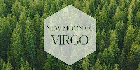 New Moon of Virgo (Livestream) (DE-EN) Tickets