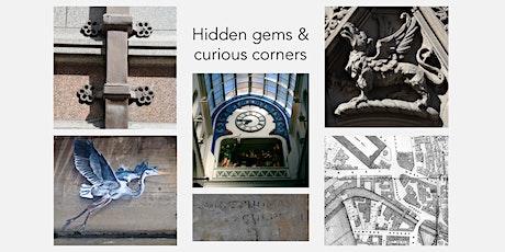 Hidden Gems and Curious Corners tickets