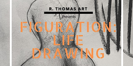 Figuration: Life Drawing Sessions tickets