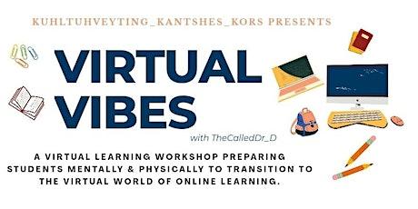Virtual Vibes tickets