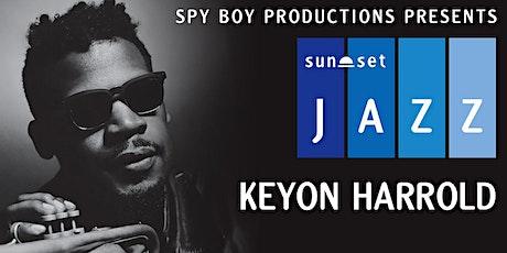 SunSet Jazz Presents Keyon Harrold tickets