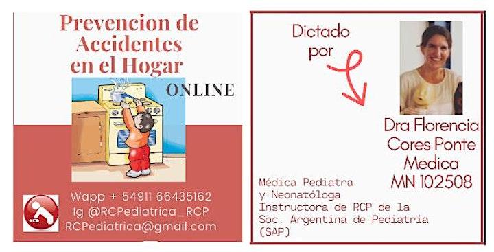 Imagen de PRIMEROS AUXILIOS PEDIATRICOS  - online  por MEDICOS  (Vivo + Grabación)