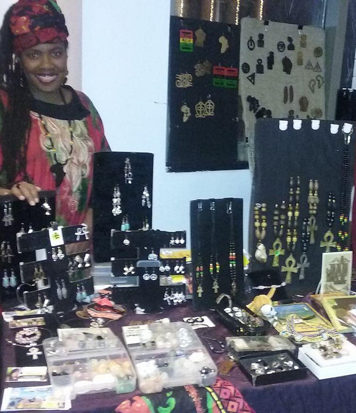 CRYSTALS, GEMSTONE JEWELRY, HOLISTIC HEALING TOOLS & MORE  for Wellness!! image