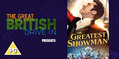 The Greatest Showman (Doors Open at 16:00) tickets
