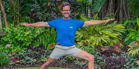 Saturday Stretch from the Garden led by Will Thomas tickets