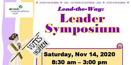 Lead- the-Way - Leader Symposium tickets