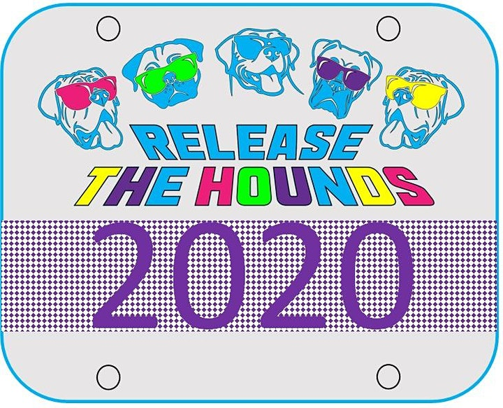 Release the Hounds  Virtual Run 2021 image