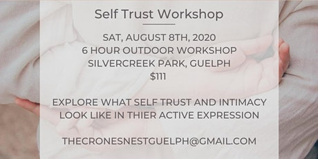 Self Trust Workshop tickets