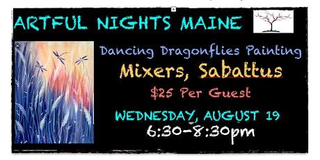 Dancing Dragonflies at Mixers tickets