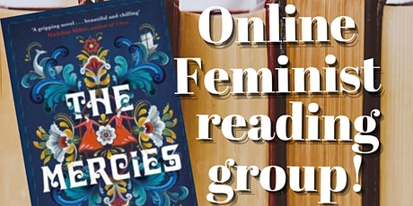 Online Feminist Book Club - The Mercies by Kiran Hargrave tickets