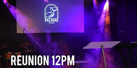 Reunión en Salvare Iglesia boletos