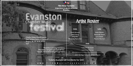 Evanston Chamber Music Festival tickets