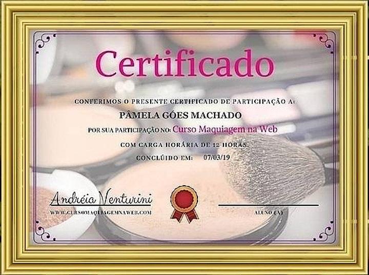 Imagem do evento Curso de Maquiagem em Arapiraca - Automaquiagem