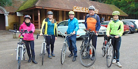 Ride to the Chislehurst Caves tickets