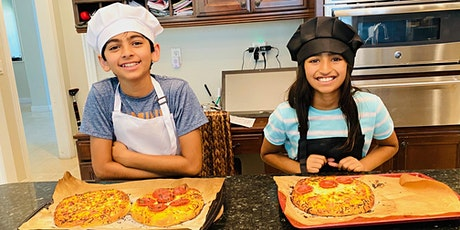 Online Baking Camp for  Kids -August 10-13, 2020 -10:30am-12pm via ZOOM tickets