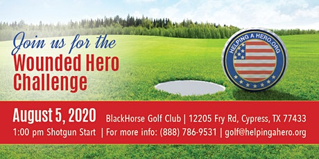 Wounded Hero Challenge August 5 tickets