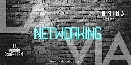 Hacemos NETWORKING en León  PIZZA Y UNA BEBIDA de cortesía tickets