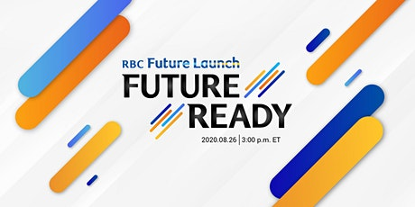 RBC Future Launch: Future Ready Youth Summit tickets