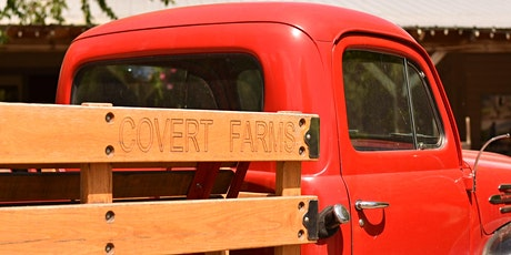 Joy Road's Alfresco Dining  at Covert Farms Family Estate tickets