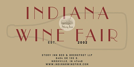 Indiana Wine Fair 2021 tickets