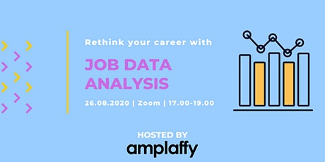 Rethink your career with Job Data Analysis tickets