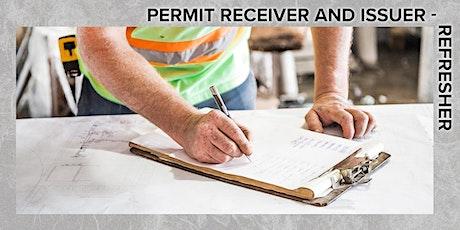 Permit Receiver/Issuer  - Refresher tickets