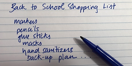 Back to School ... Beyond the Supplies List tickets