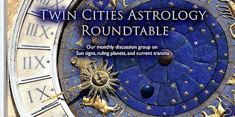 Twin Cities Astrology Roundtable: Virgo & Mercury tickets