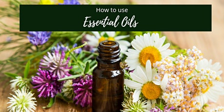 AT STUDIO- Now what to do with your essential oils! tickets