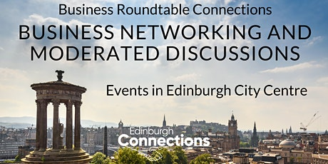 Edinburgh Roundtable Connections 16.09.2020 tickets