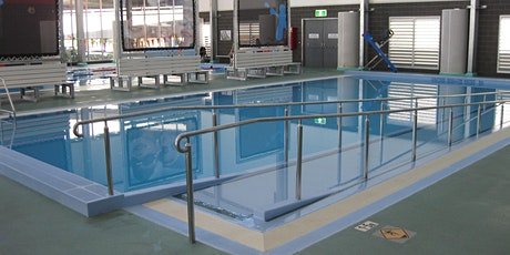 TRAC Murwillumbah Hydrotherapy Pool Lane Bookings (from 3rd August 2020) tickets