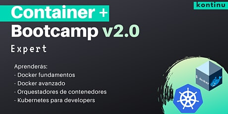Container Bootcamp v2.0 - Expert entradas