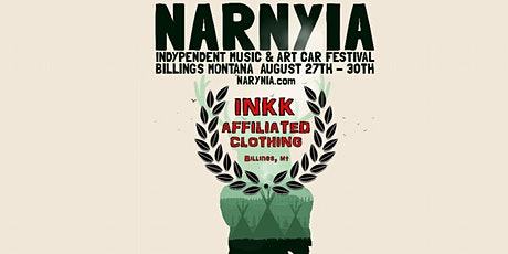 Inkk Affiliated Promotions At Narnyia Fest tickets