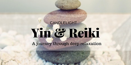 Candlelight Yin & Reiki tickets
