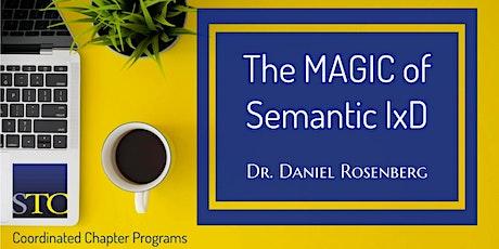 UX: The MAGIC of Semantic Interaction Design tickets