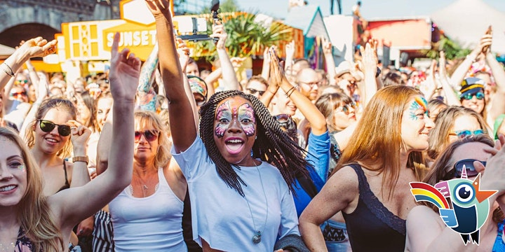 Morning Gloryville Back to Nature Rave featuring Joe Goddard (Hot Chip) image